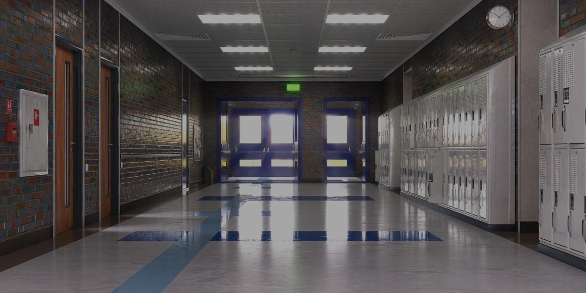 clean school